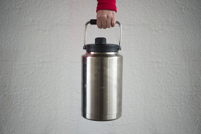 First Look: YETI Rambler One Gallon 'Jug' Review   GearJunkie