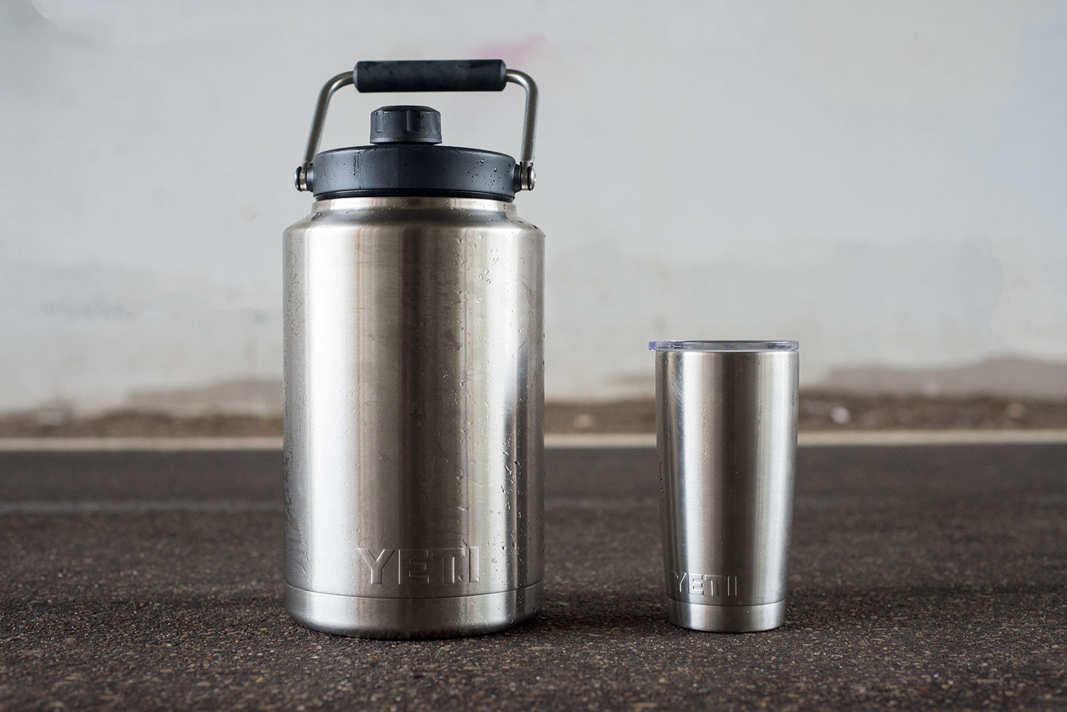 cf838d0cb58 First Look: YETI Rambler One Gallon 'Jug' Review | GearJunkie
