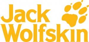 Jack Wolfskin Logo Yellow
