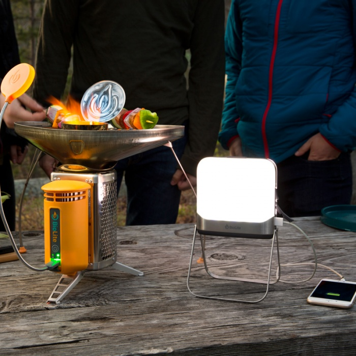 biolite basecamp xl camping lighting system