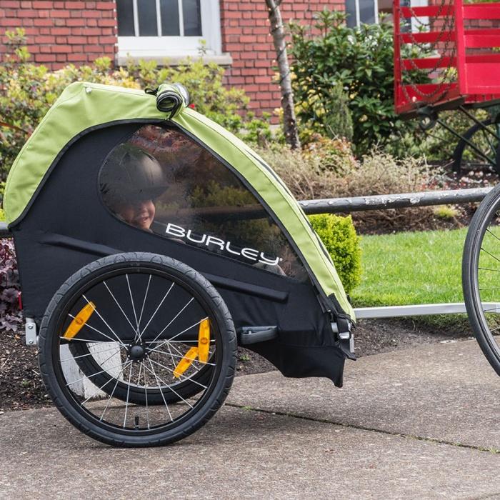 burley minnow bike trailer