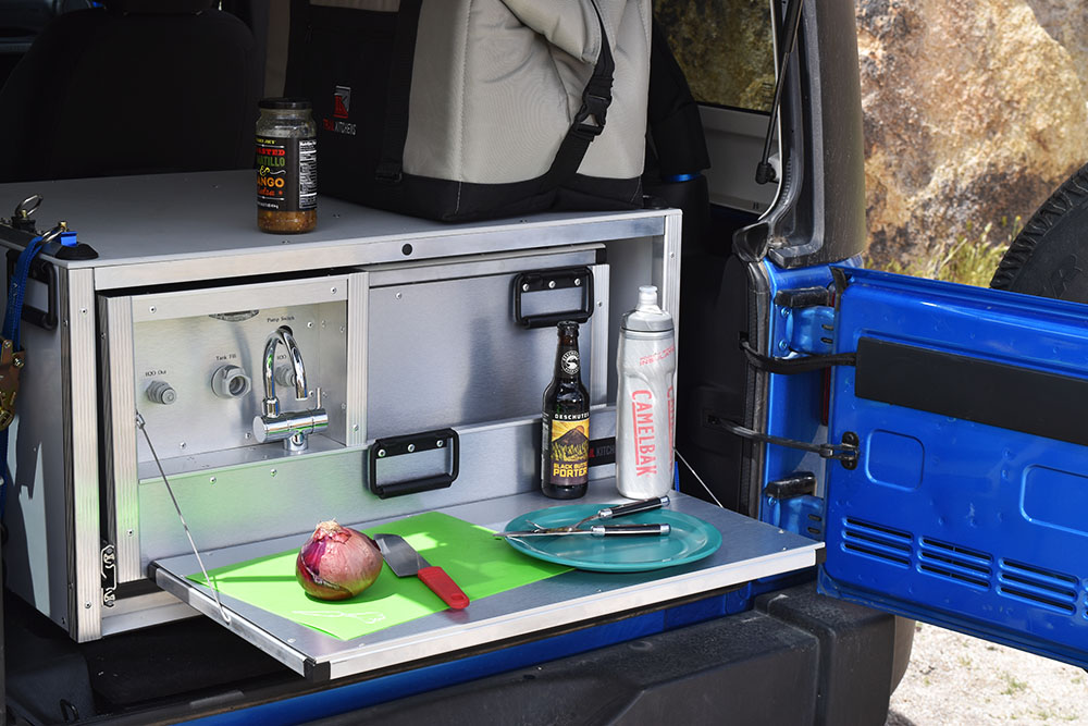Add This 'Kitchen' To Your Subaru Or SUV | GearJunkie