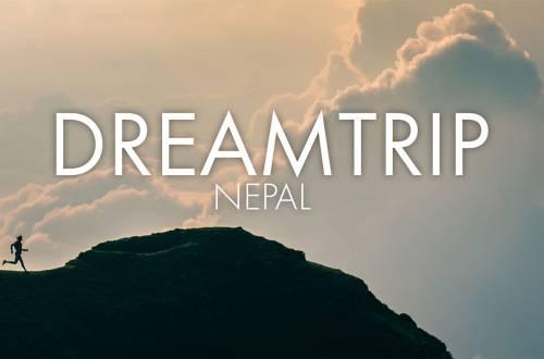 Trail running nepal salomon mira rai