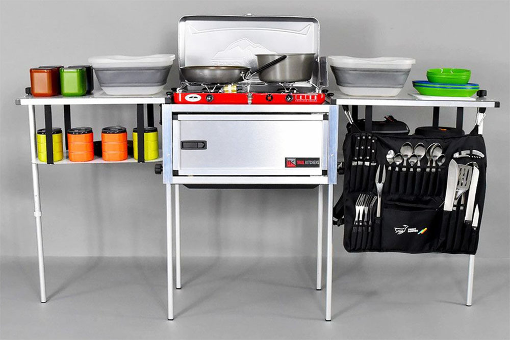Fully Loaded Compact Kitchen