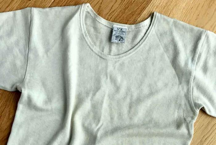 First Icebreaker t-shirt