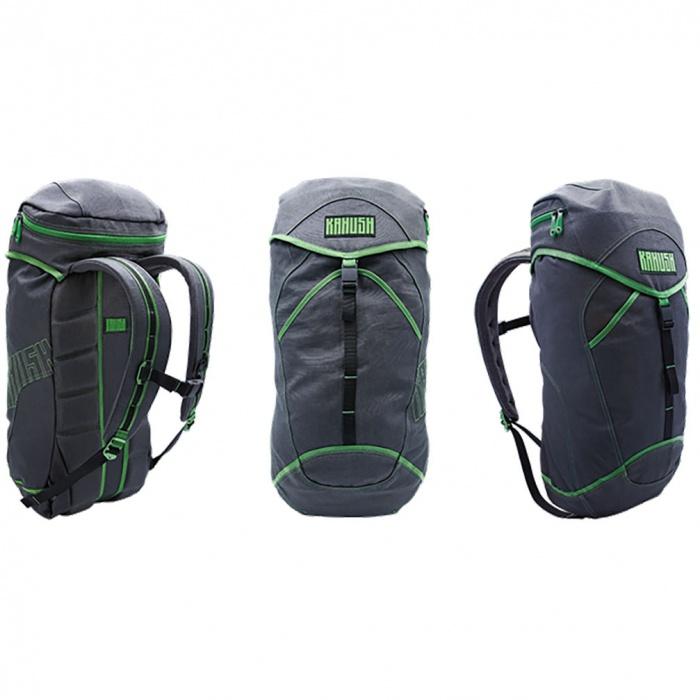 kahush hemp backpack