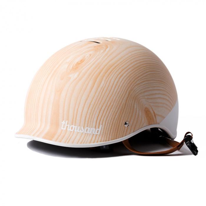 nordic wood thousand helmet