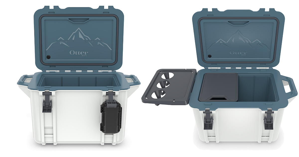 wholesale dealer 26d42 e63fc Modular OtterBox Cooler Touts 'Ice For 14 Days' | GearJunkie