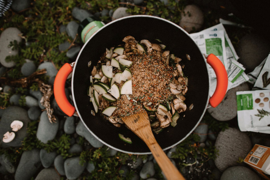 patagonia provisions savory grains mushroom