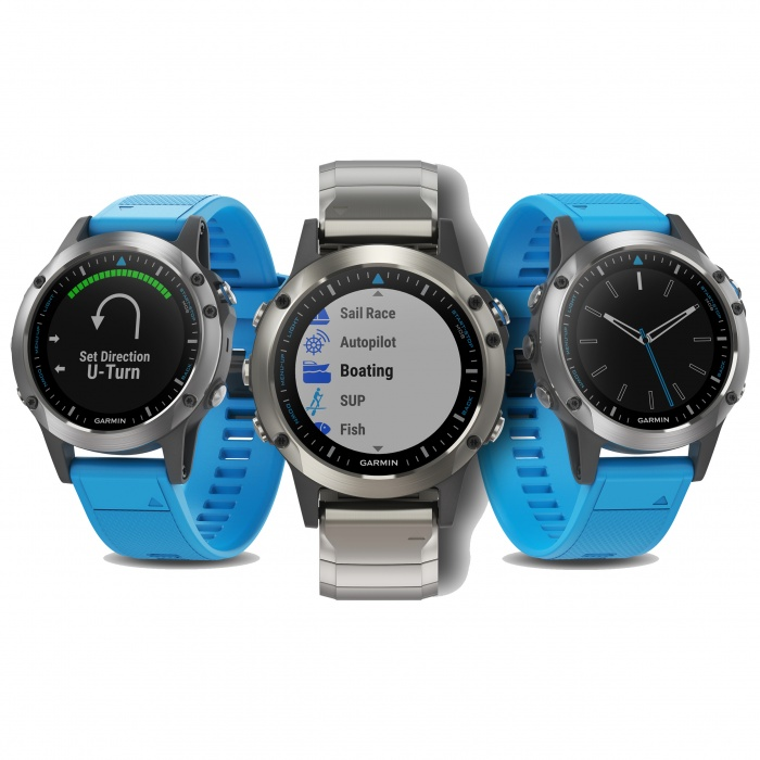 garmin quatix 5 boating smartwatch