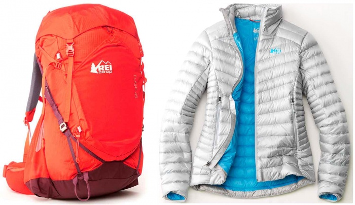 REI Women's in-house gear what's the difference