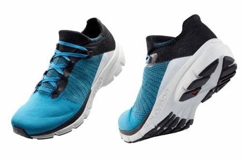 salomon slab mesh custom running shoes