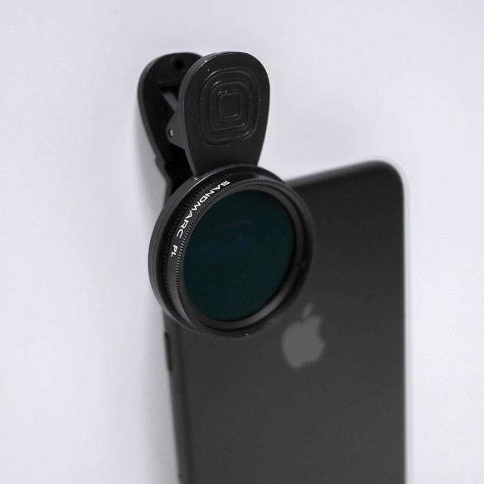sandmarc iphone filter