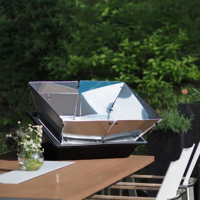 solavore solar oven tr86 reflector