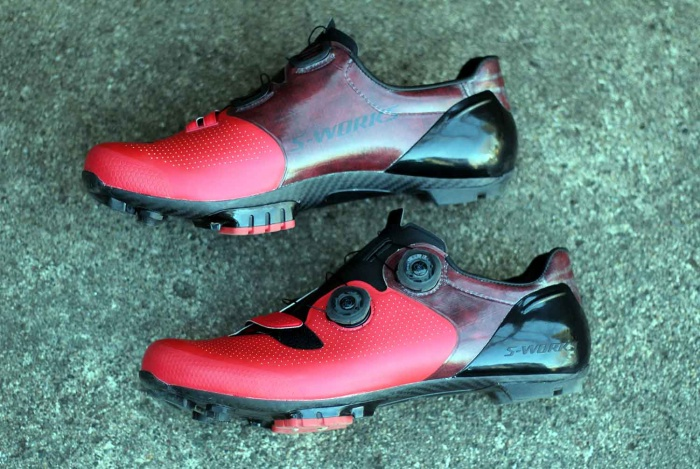 Specialized S-Works 6 XC mountain bike shoe review