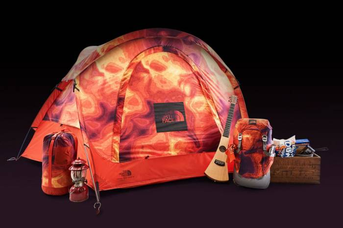 The North Face Homestead Collection Tents