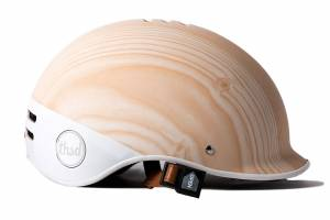 thousand helmet wood grain