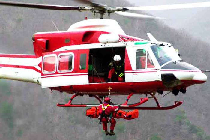 utah search and rescue helicopter