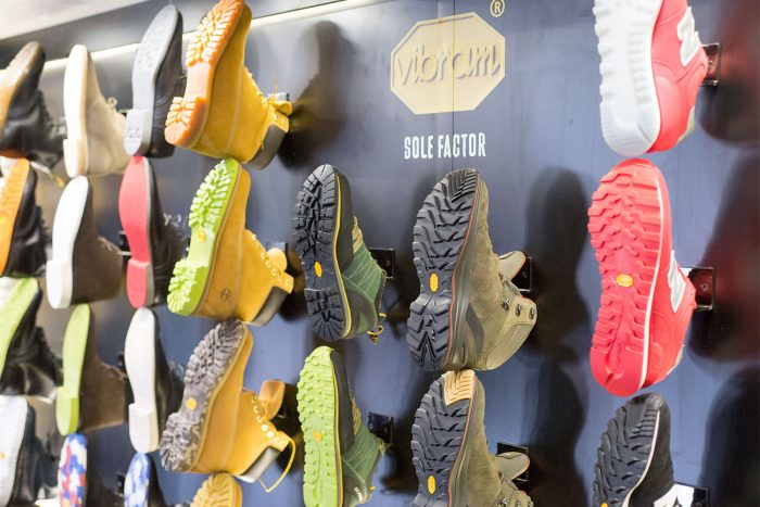 Vibram sole factor tour shoe repair