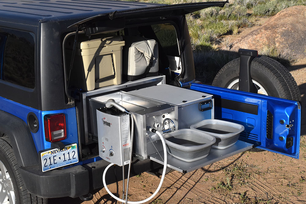 Trail Kitchens Camp Kitchen Review