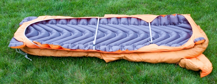 First Look Zenbivy Sleeping System For Side Sleepers