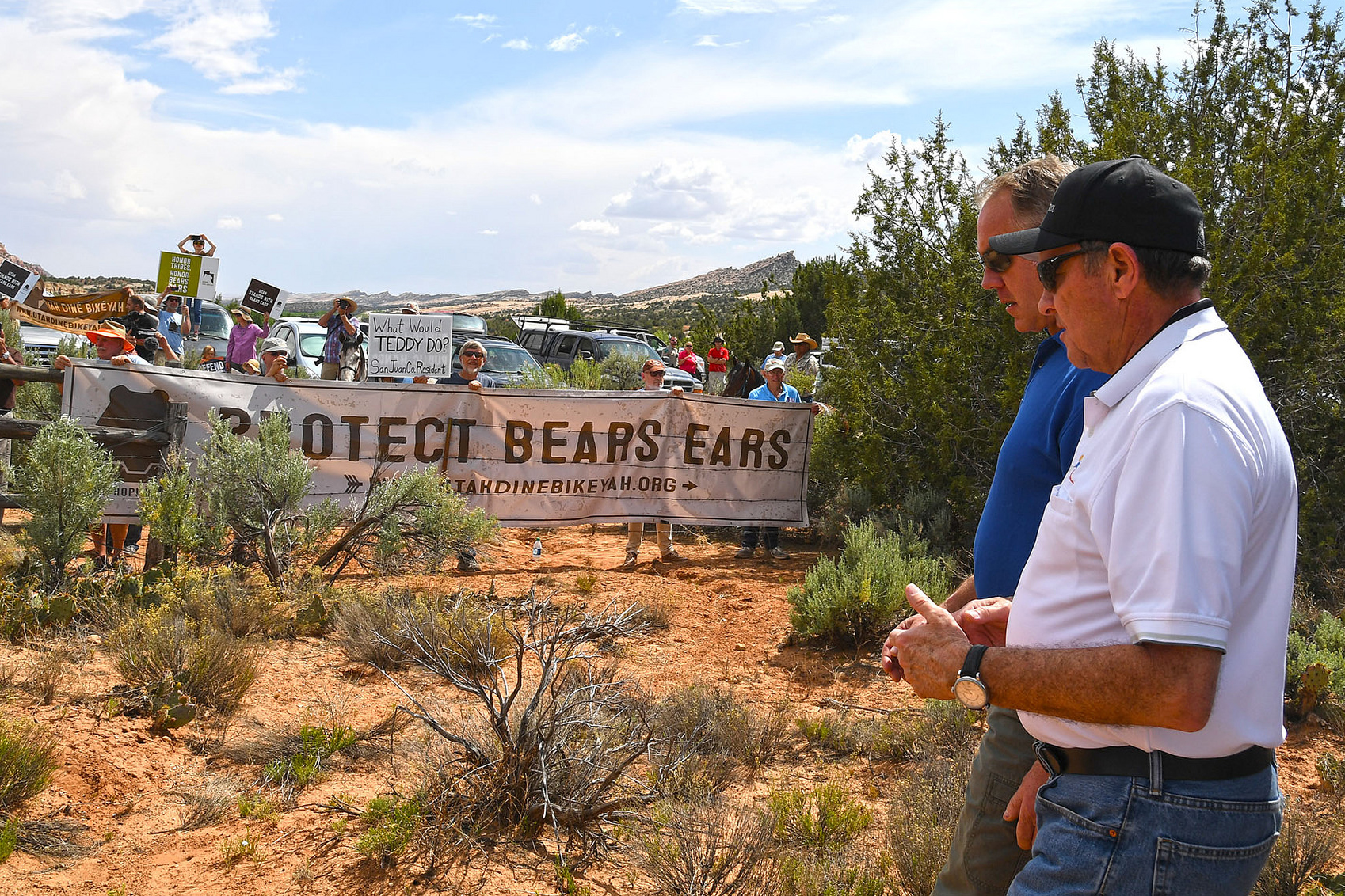 Zinke To Visit Bears Ears Solicits Public Comment