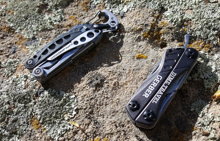 Gerber Dime Travel Leatherman Style PS review