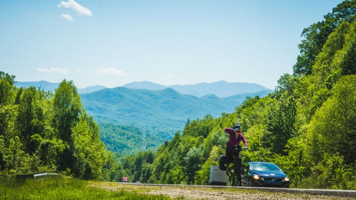 Packing it Out: Tips for bike touring