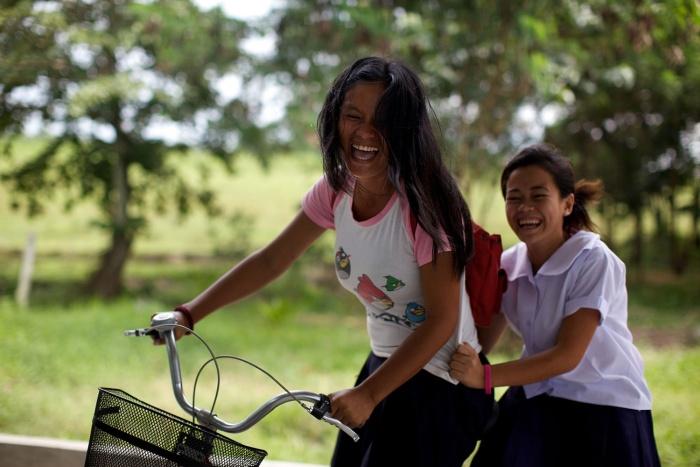 88bikes ride forever fund keeps donated bikes longer