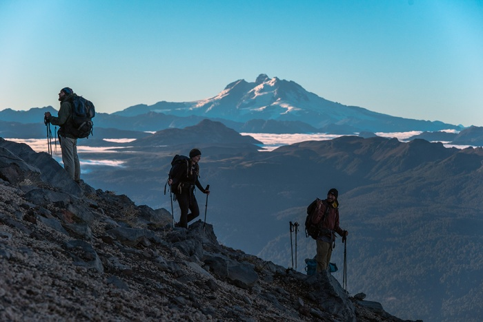 hiking the greater patagonia trail