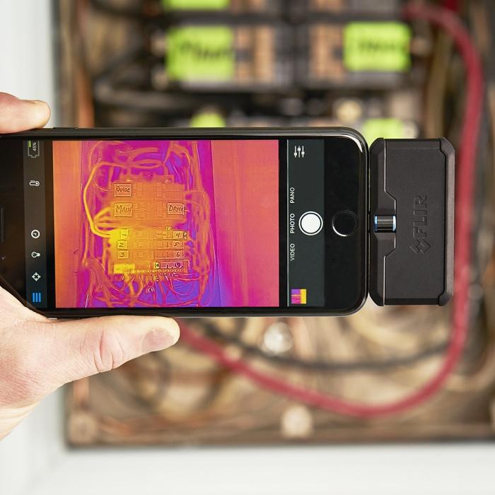 smartphone thermal imaging