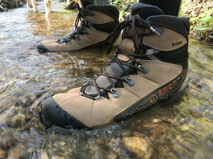Boot Up Waterproof Nucleo High Gtx Review Gearjunkie