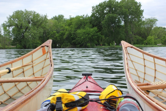 Packing It Out Three Rivers Expedition Canoes and Kayak