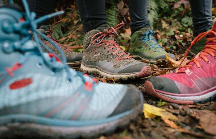 901c8de4e62 It took 13 years since its KEEN's 2003 launch, but the brand released its  first women's-only hiking boot this spring. The Terradora reached REI  shelves in ...