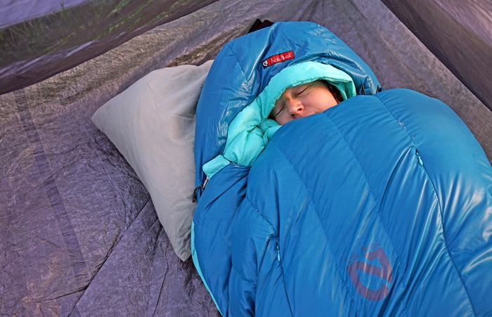 premium selection 26187 1d6a5 Sleeping Bag Review: Nemo 'Thermal Gills' Vent Heat | GearJunkie