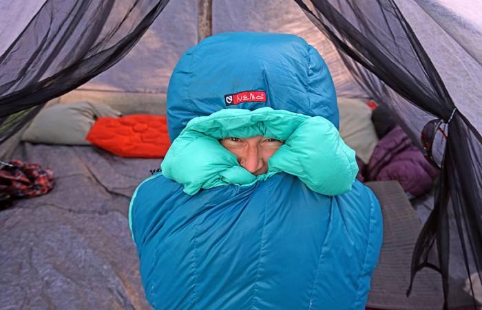 Nemo Rave 15 women's sleeping bag review