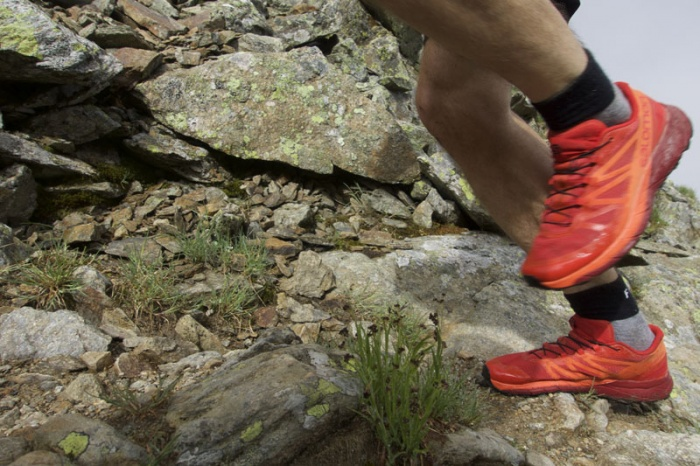 Salomon Sense Ride Trail Running Shoe Review
