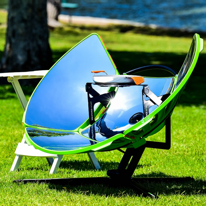 solsource sport solar powered stove