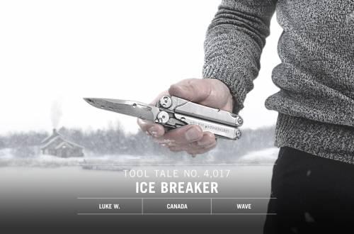 Leatherman Tool Tales Icebreaker