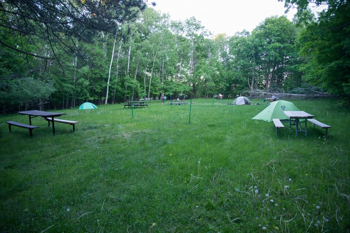 University of Minnesota Duluth Camping on Campus