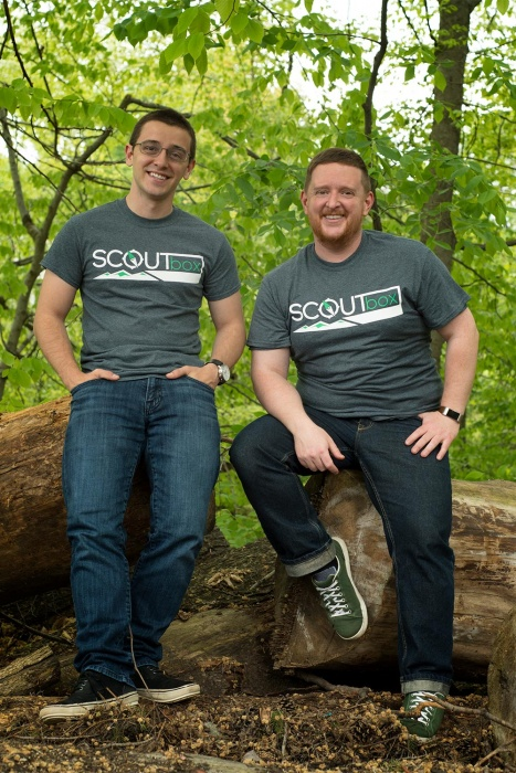 SCOUTbox scout subscription gear service