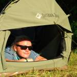 Outback swag pioneer bivvy tent review