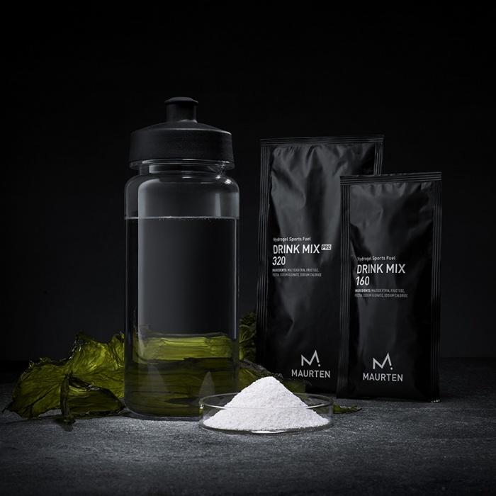 hydrogel energy drink mix