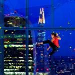 Twentytwo London skyscraper development with climbing window
