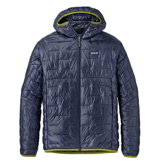 patagonia micro puff hoody jacket