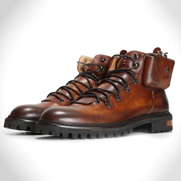 talisker boots flask