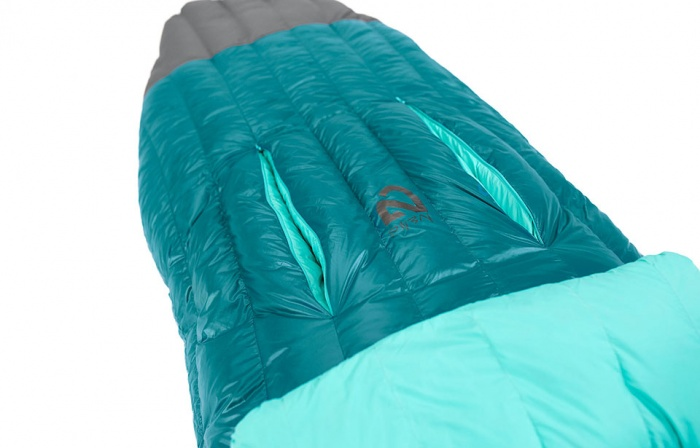 Nemo Rave 15 women's sleeping bag review