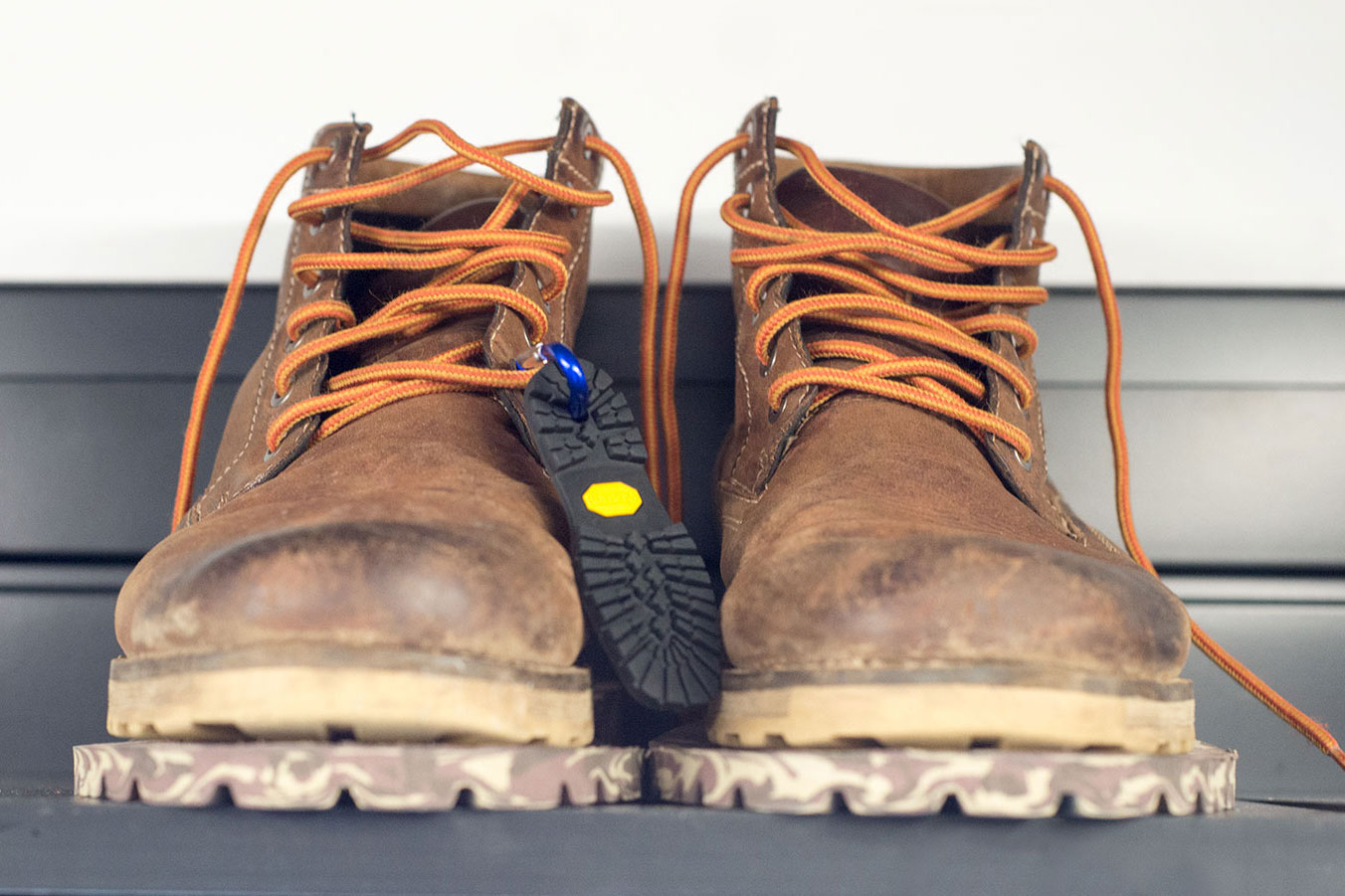 e4b0e9188c2 Vibram's Sole Factor Tour Gives Your Shoes A Second Chance | Expeds