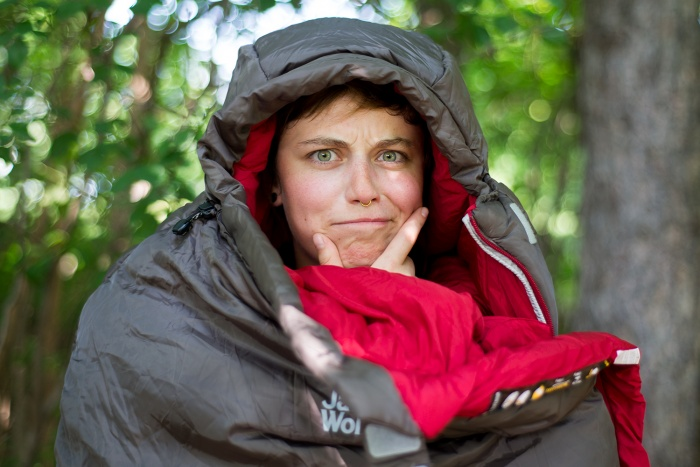 Jack Wolfskin Smoozip Sleeping Bag