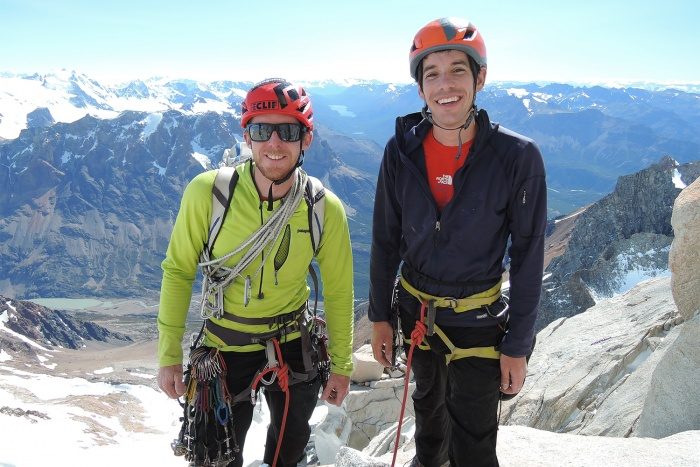 Tommy Caldwell autobiography climber